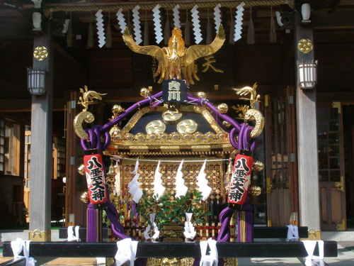 久里浜天神社(横須賀)
