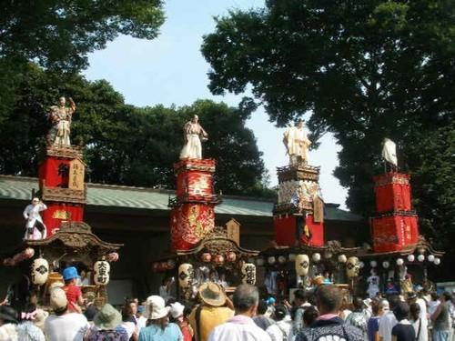 鵠沼皇大神宮(藤沢)