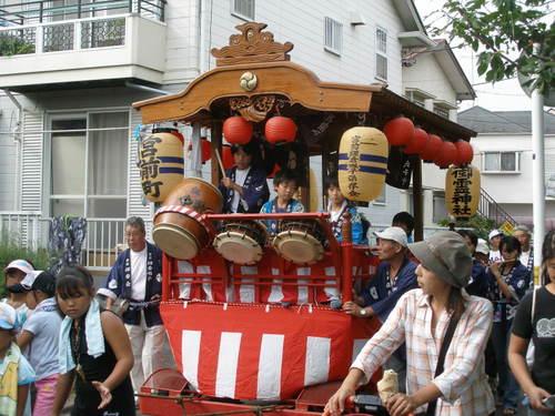 宮前御霊神社(藤沢)