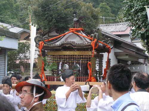 坂ノ下御霊神社(鎌倉)