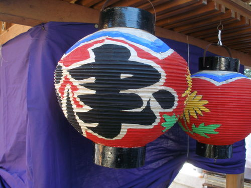 龍の口明神社(西鎌倉)